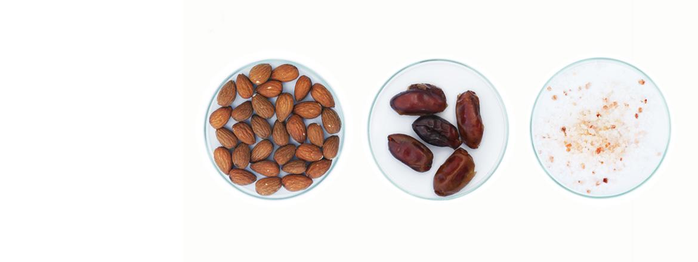 Almond Nemléko Reduced-fat ingredients