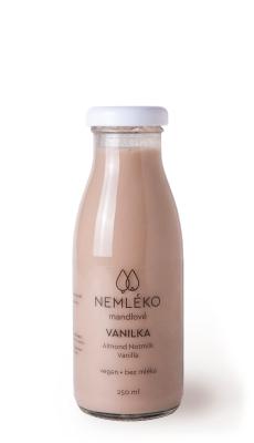 Mandel-Nichtmilch Vanille