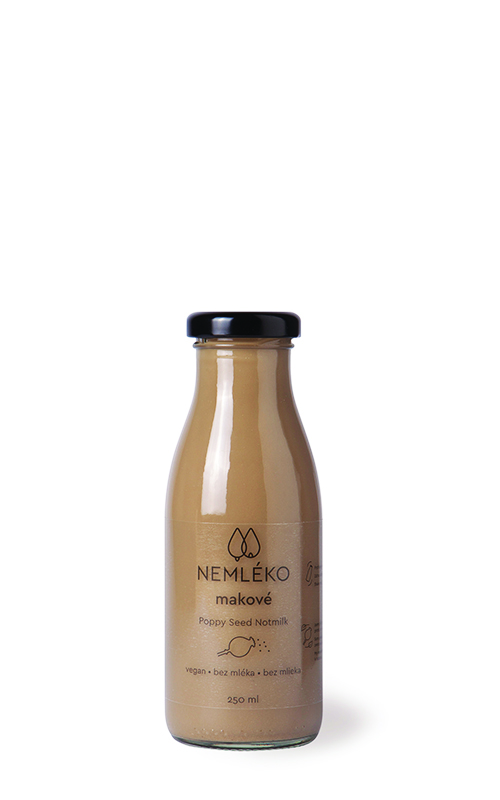 Nemléko Poppy Seed 250 ml